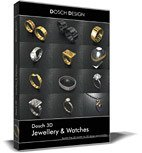 DOSCH 3D: Jewellery & Watches